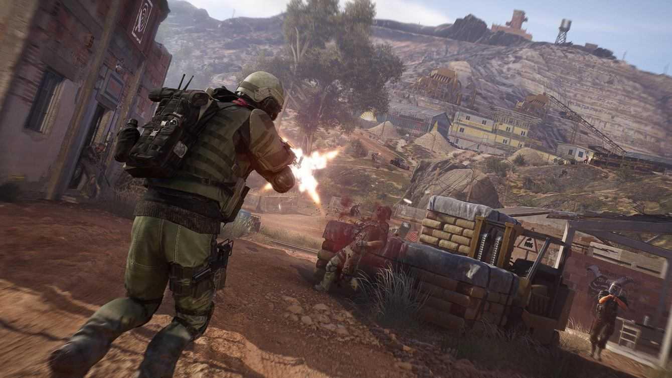 Tom Clancy's Ghost Recon Wildlands: annunciato Mercenaries