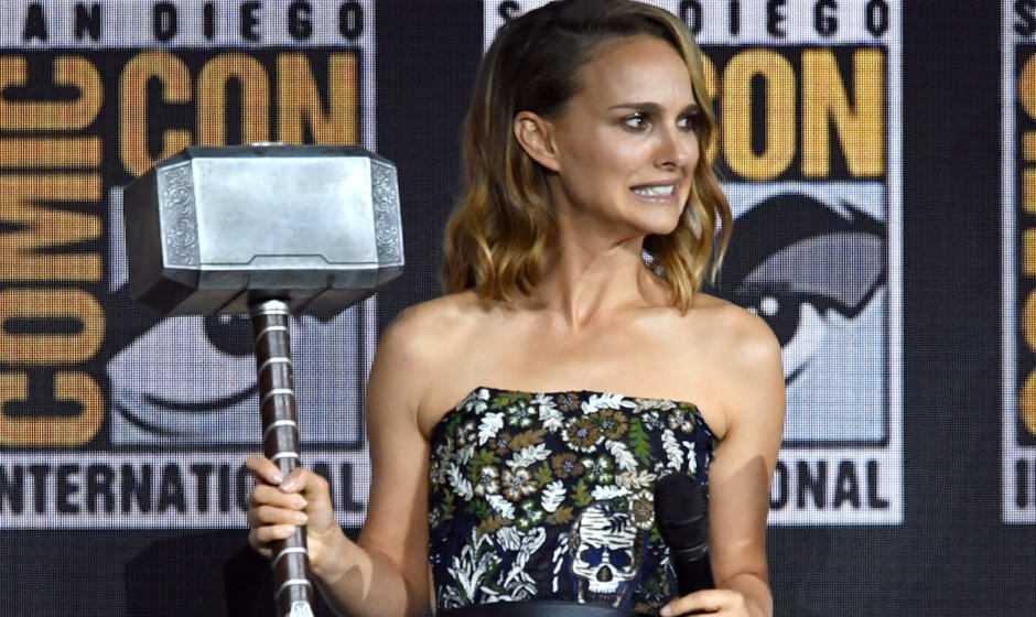 Marvel: Natalie Portman sarà Thor al femminile