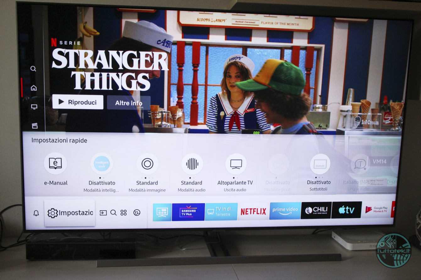 """Recensione Samsung QLED 65"""" Q85R 2019: la TV 4K definitiva?"""