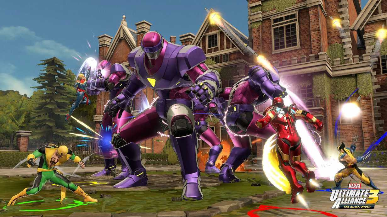 Recensione Marvel Ultimate Alliance 3: The Black Order