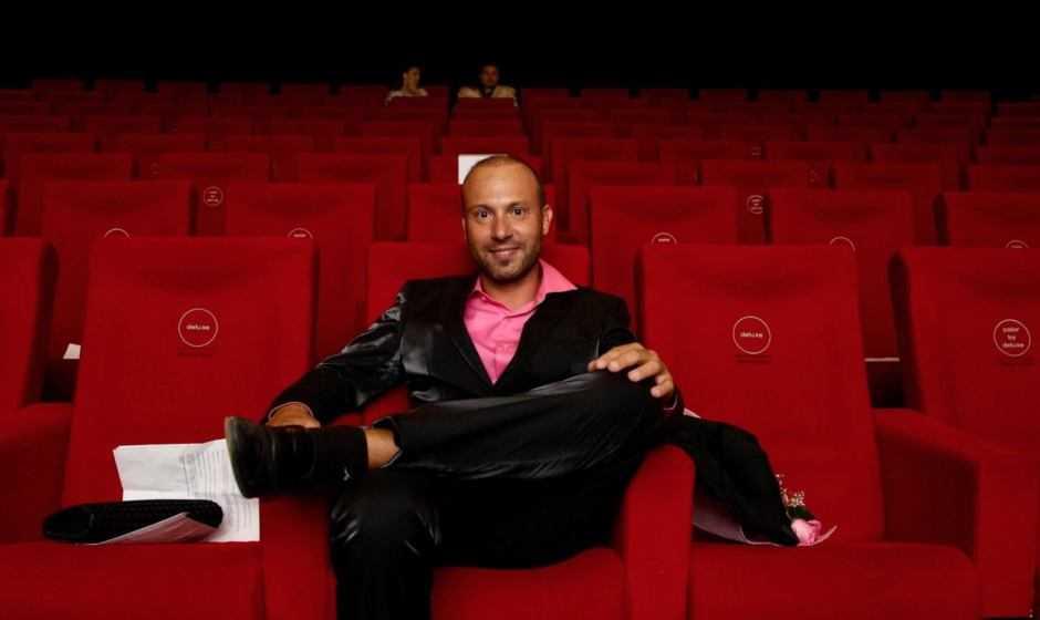 Max Nardari torna al cinema e sale al timone del Film Festival Sabaudia Studios 2019