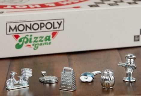 Il Monopoly celebra il piatto italiano per eccellenza: la pizza