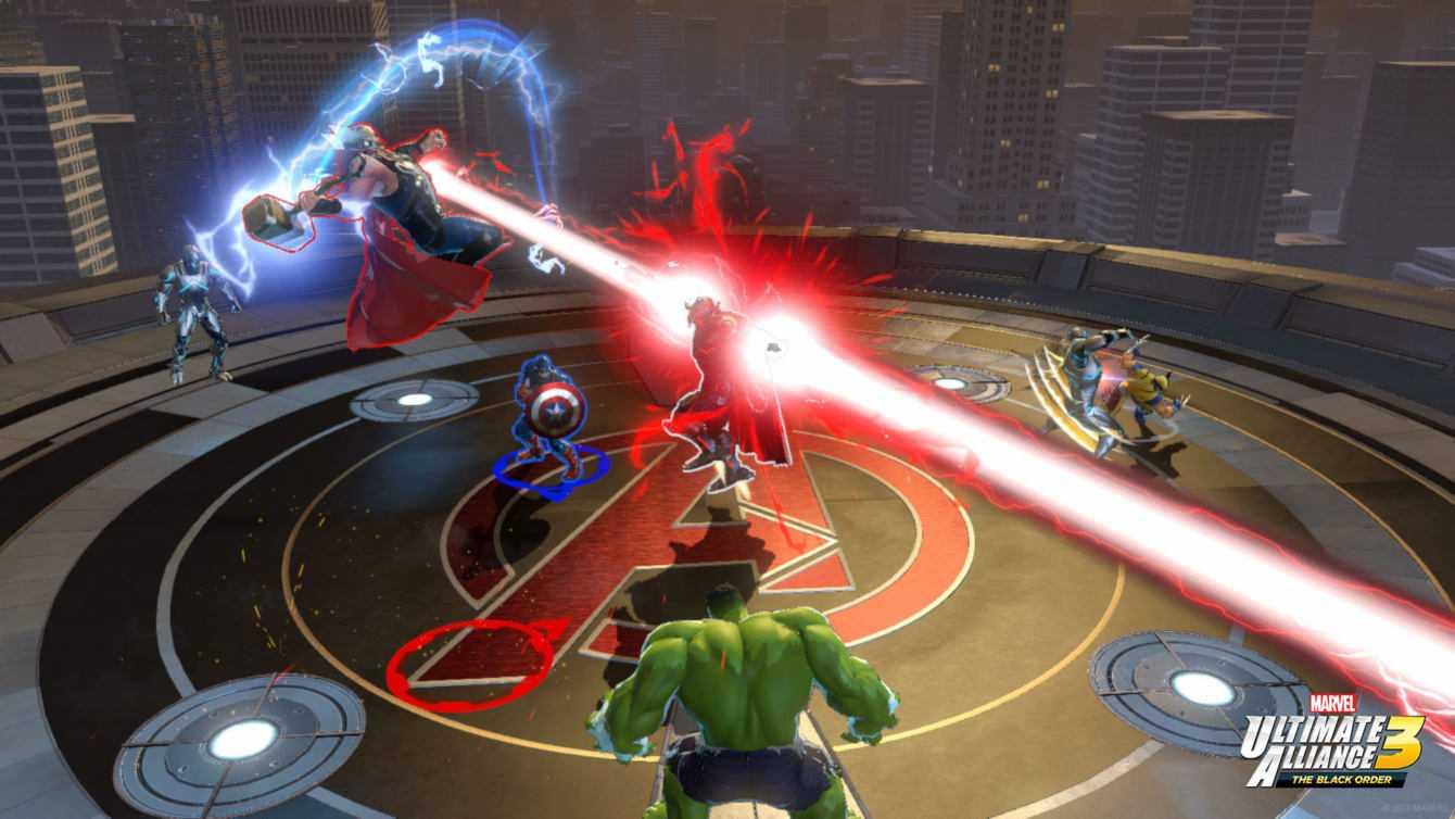 Recensione Marvel Ultimate Alliance 3: The Black Order