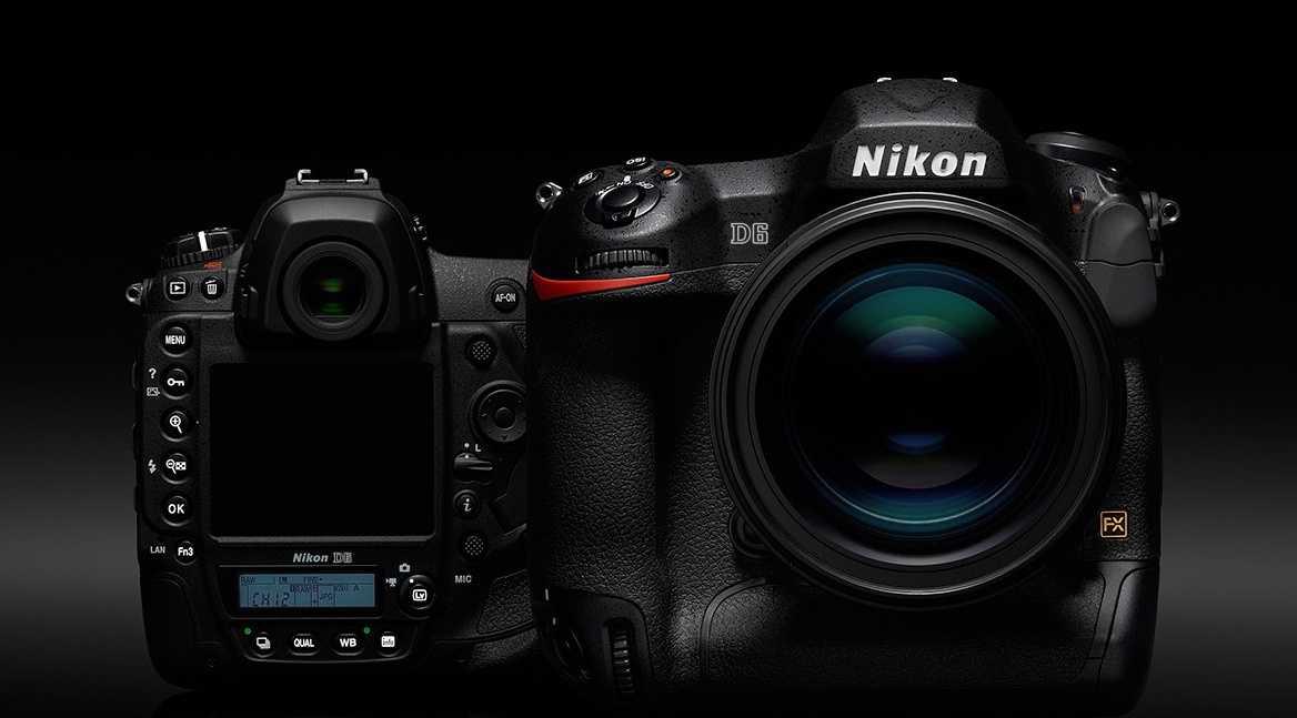 Nikon D6: sensore stabilizzato sulla nuova reflex ammiraglia?