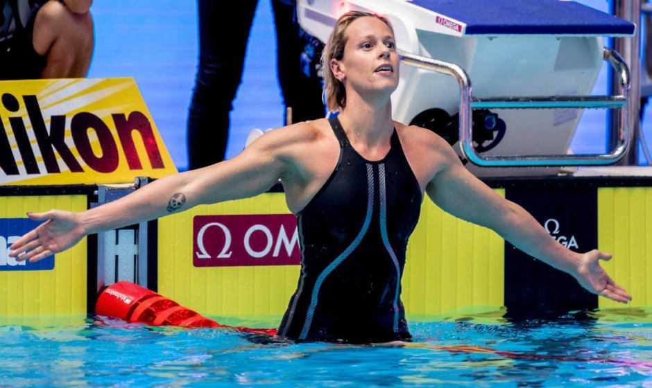 Nikon: Official Partner dei Mondiali di Nuoto di Gwangju