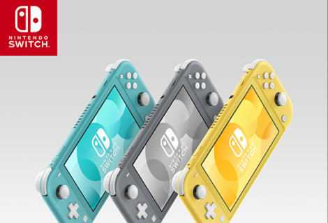 Nintendo Switch Lite: ecco la nuova console annunciata oggi