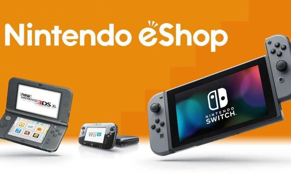 Nintendo eShop: sconti su Switch e 3DS per i Saldi Estivi!