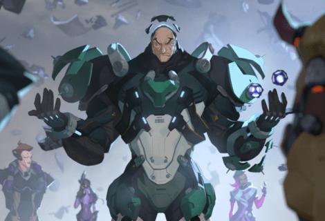 Overwatch: il trentunesimo eroe Sigma è disponibile sul PTR!
