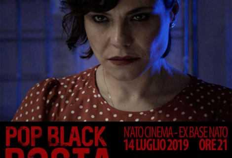 Pop Black Posta di Marco Pollini in anteprima a Napoli