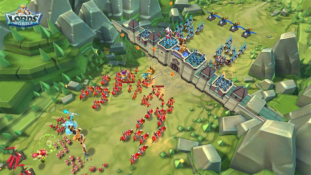 Lords Mobile: il gioco strategico è ora disponibile anche su PC!