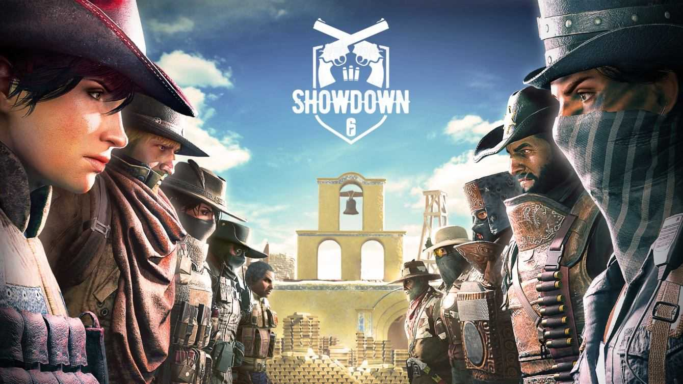 Tom Clancy's Rainbow Six Siege: arriva l'evento Showdown