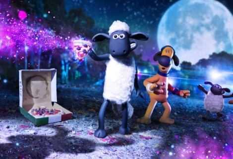 Shaun, Vita da Pecora: Farmageddon - Il Film, ecco i trailer!