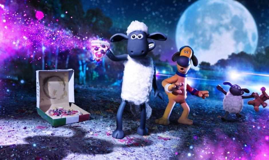 Shaun, Vita da Pecora: Farmageddon – Il Film, ecco i trailer!