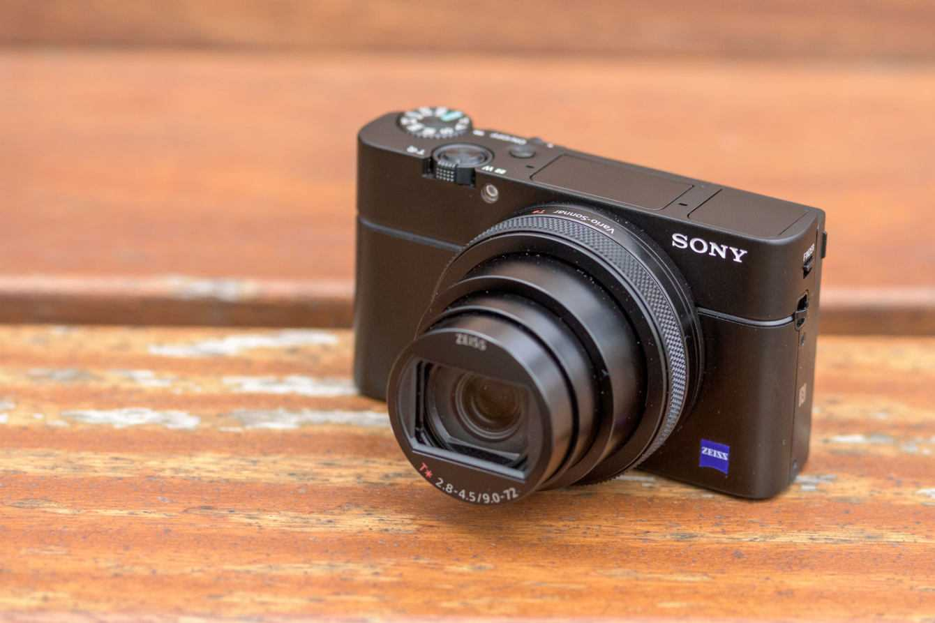 Sony RX100 VII: specifiche in anteprima