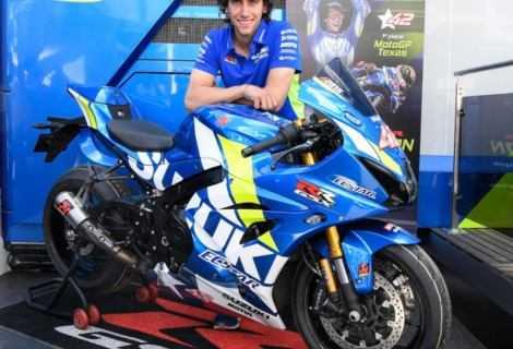 MotoGP: torna la tribuna Suzuki a Misano