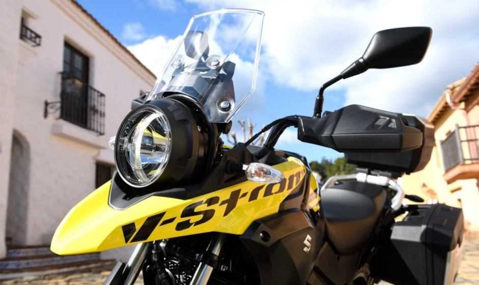 Suzuki V-Strom 250: libertà a tasso zero da settembre