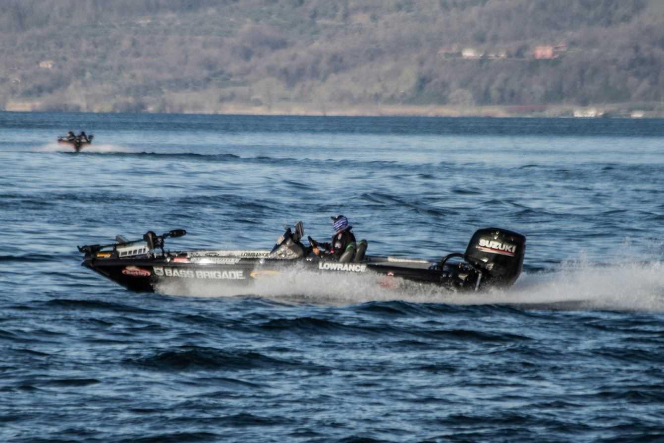 Suzuki: motore ufficiale nei Tournament di pesca al black bass