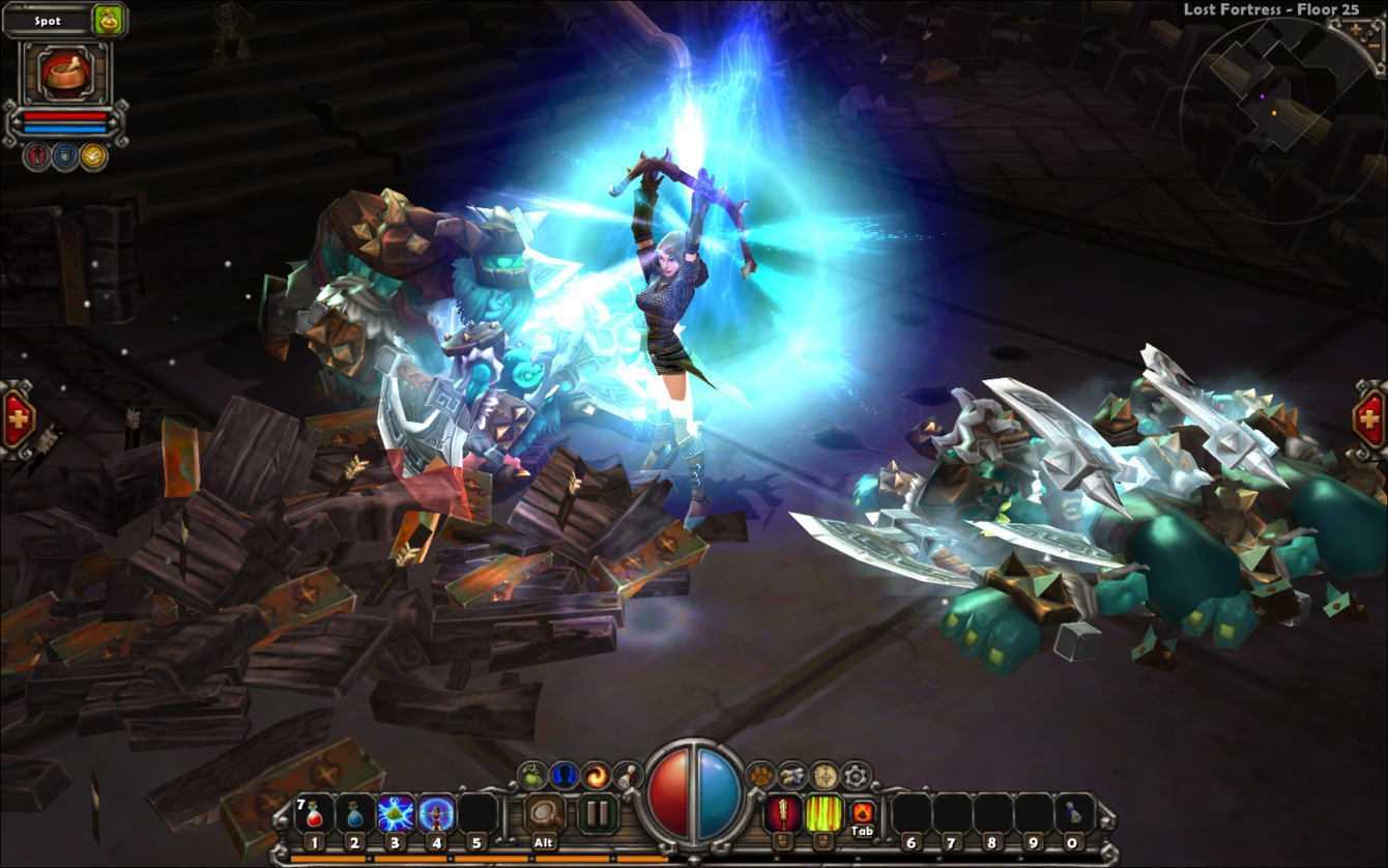 Torchlight gratis su Epic Games Store da oggi