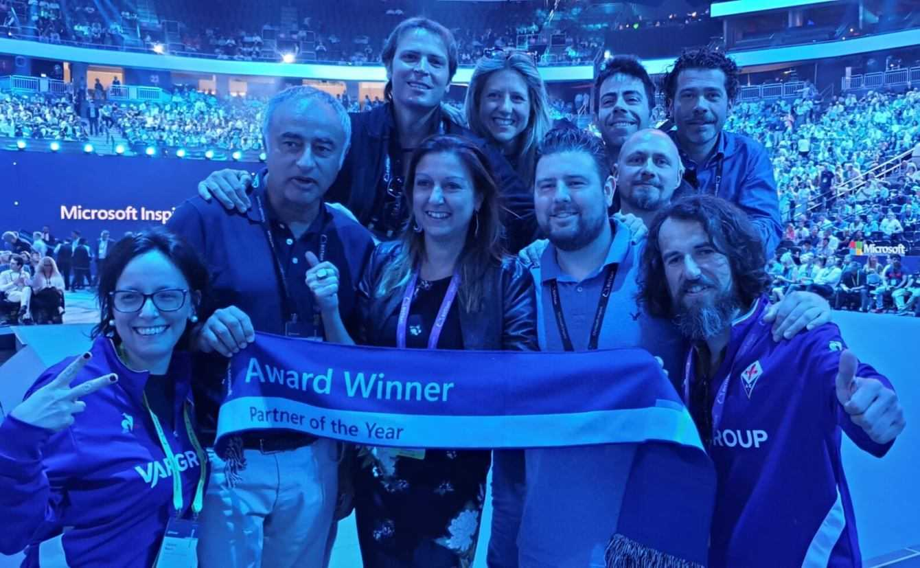 """Microsoft Italia premiata come """"miglior country worldwide"""""""
