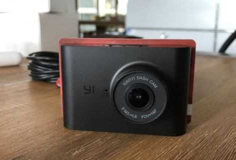 Arriva la dash cam Nightscape di YI Technology