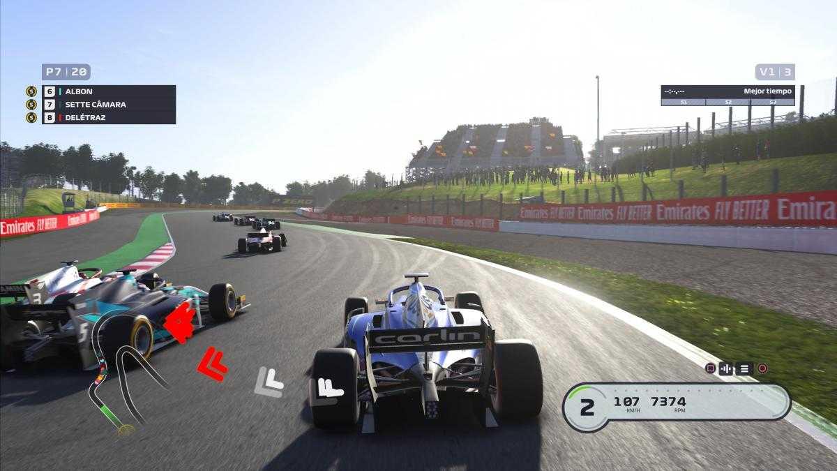 Recensione F1 2019: si ritorna in pista con la F2
