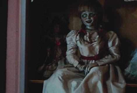 Recensione Annabelle 3: la lunga notte dei mostri