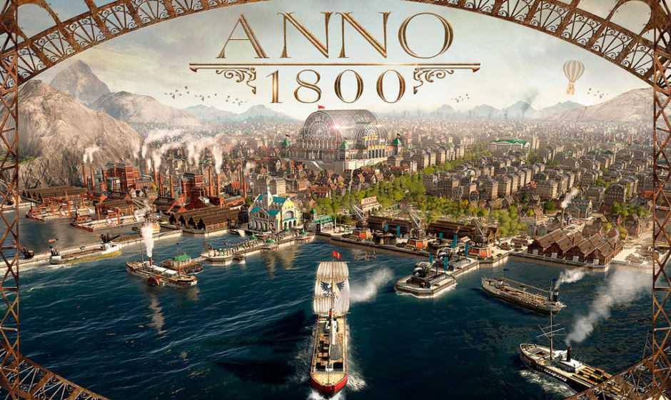 Anno 1800: Ubisoft annuncia il Pass della Season 3