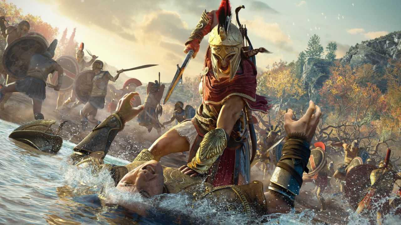 Assassin's Creed Odyssey: bannate alcune quest dei giocatori