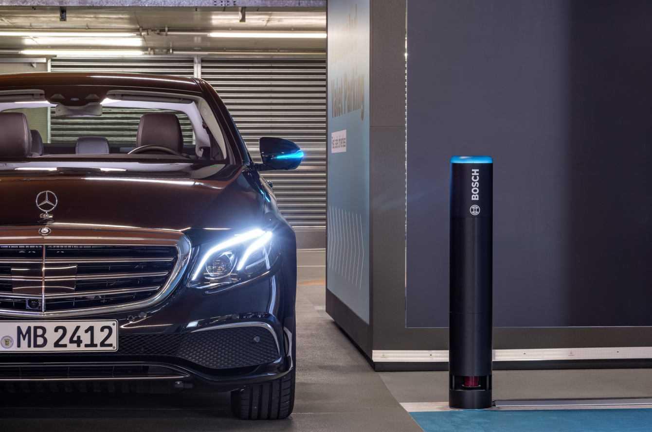 Parcheggio autonomo senza supervisione: finalmente approvato