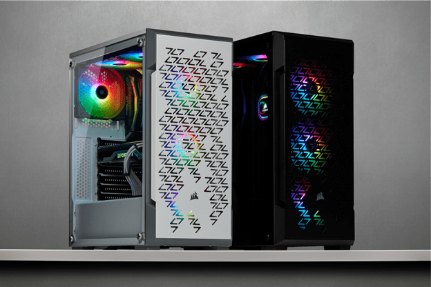 CORSAIR presenta iCUE 220T RGB e le iCUE SP RGB PRO