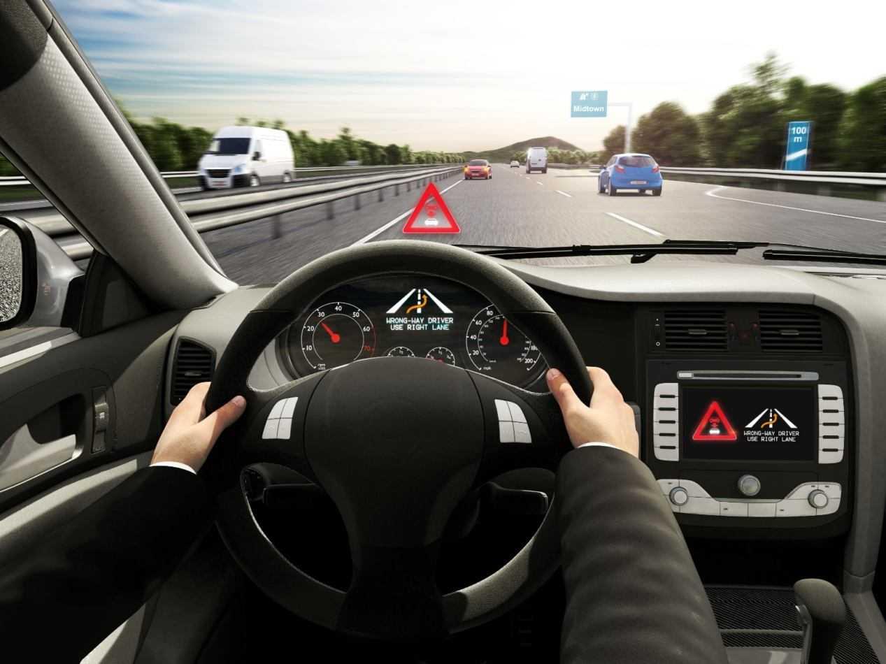 Il wrong-way driver warning di Bosch sbarca in Italia