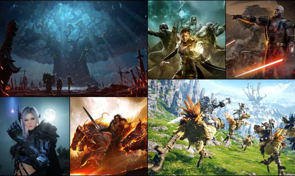 Migliori giochi MMORPG per tutte le piattaforme | Gennaio 2021