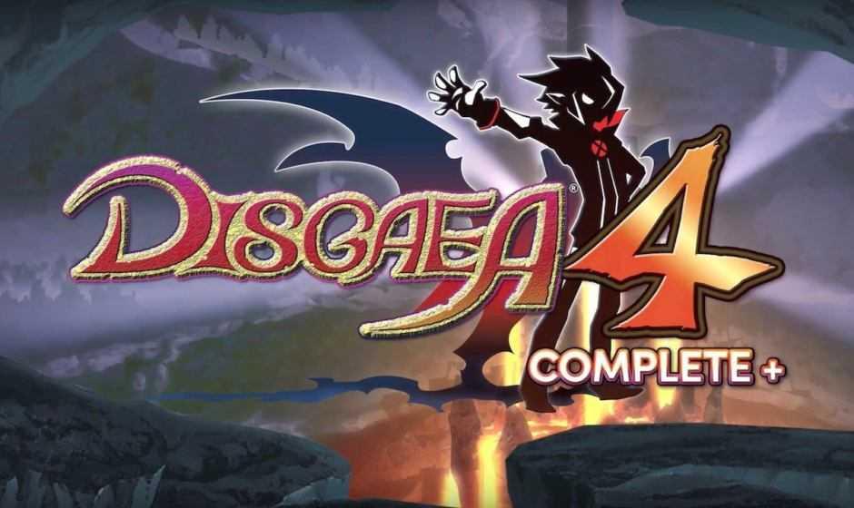 Disgaea 4 Complete plus: nuovo story trailer
