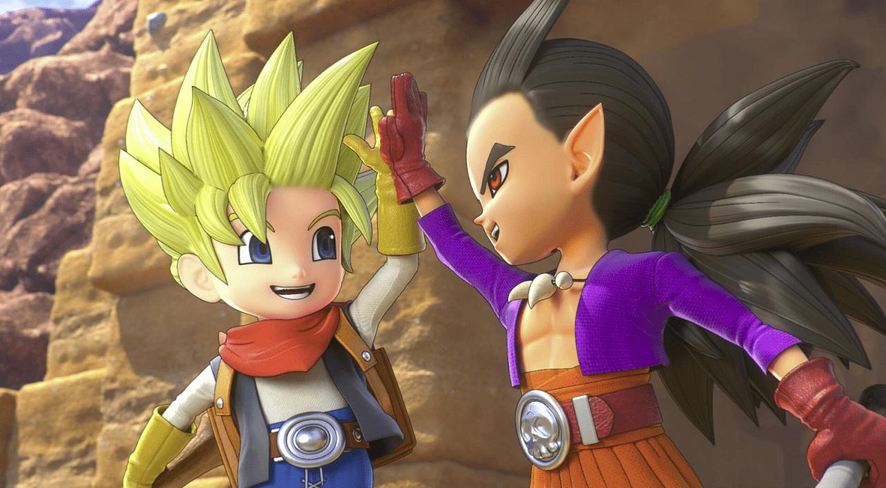 Dragon Quest Builders 2: è ora disponibile la Jumbo Demo