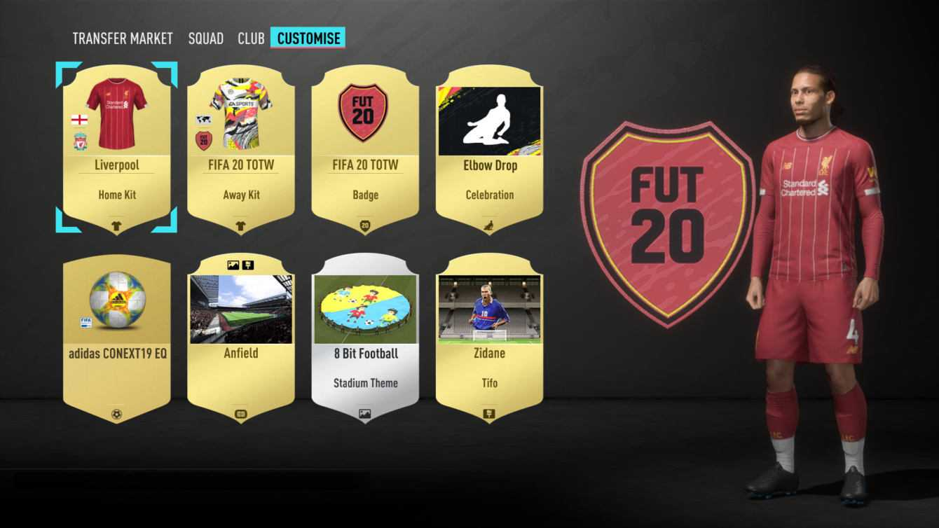 FIFA 20: come riconoscere i pacchetti walkout