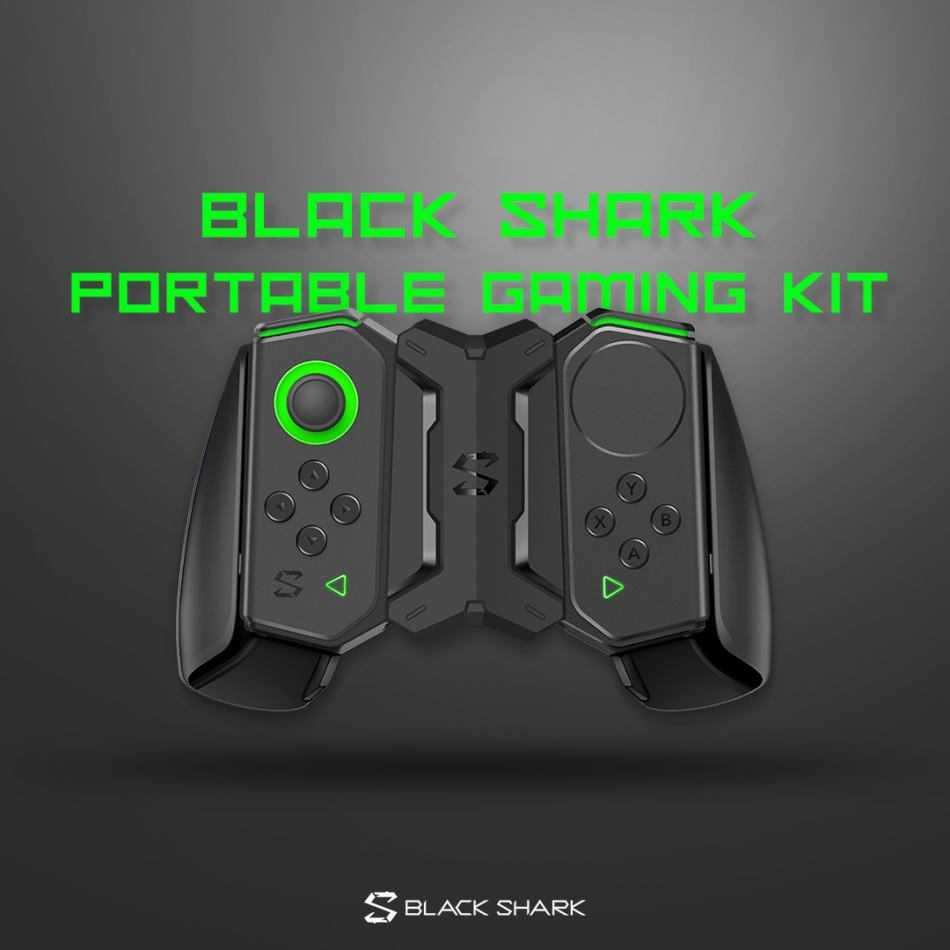Black Shark 2: colorazione Glory Blue e accessori ora disponibili