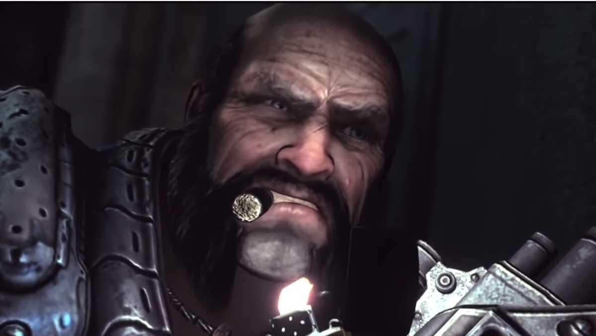 Gears 5: The Coalition ha scelto di rimuovere i riferimenti al fumo