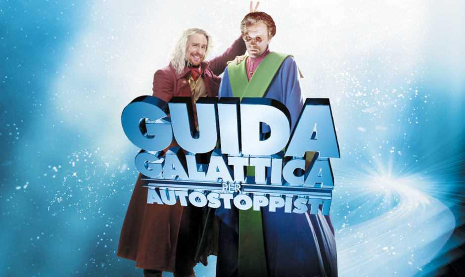 Guida Galattica per Autostoppisti la serie, verrà prodotta da Hulu