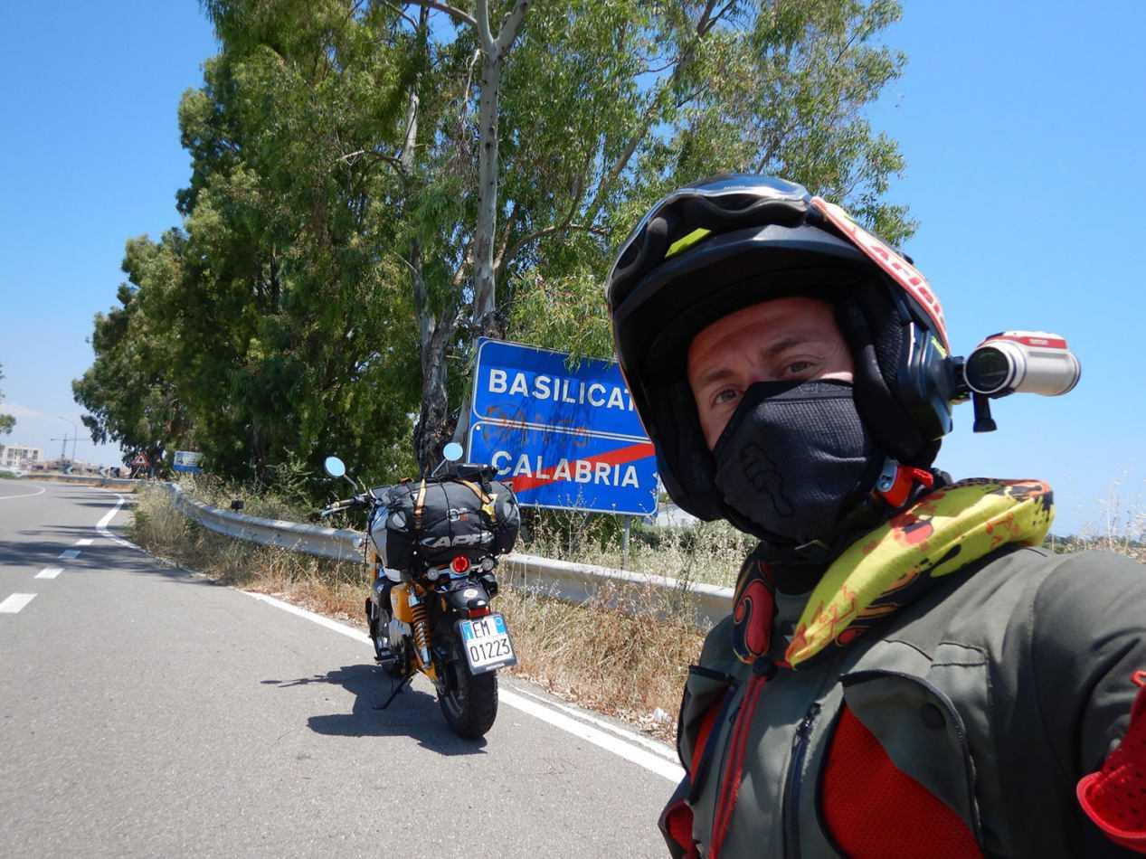 Honda: concluso il raid Reggio Calabria-Capo Nord-Roma