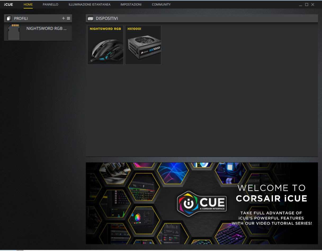 Recensione Corsair Nightsword RGB: il top per MOBA ed FPS