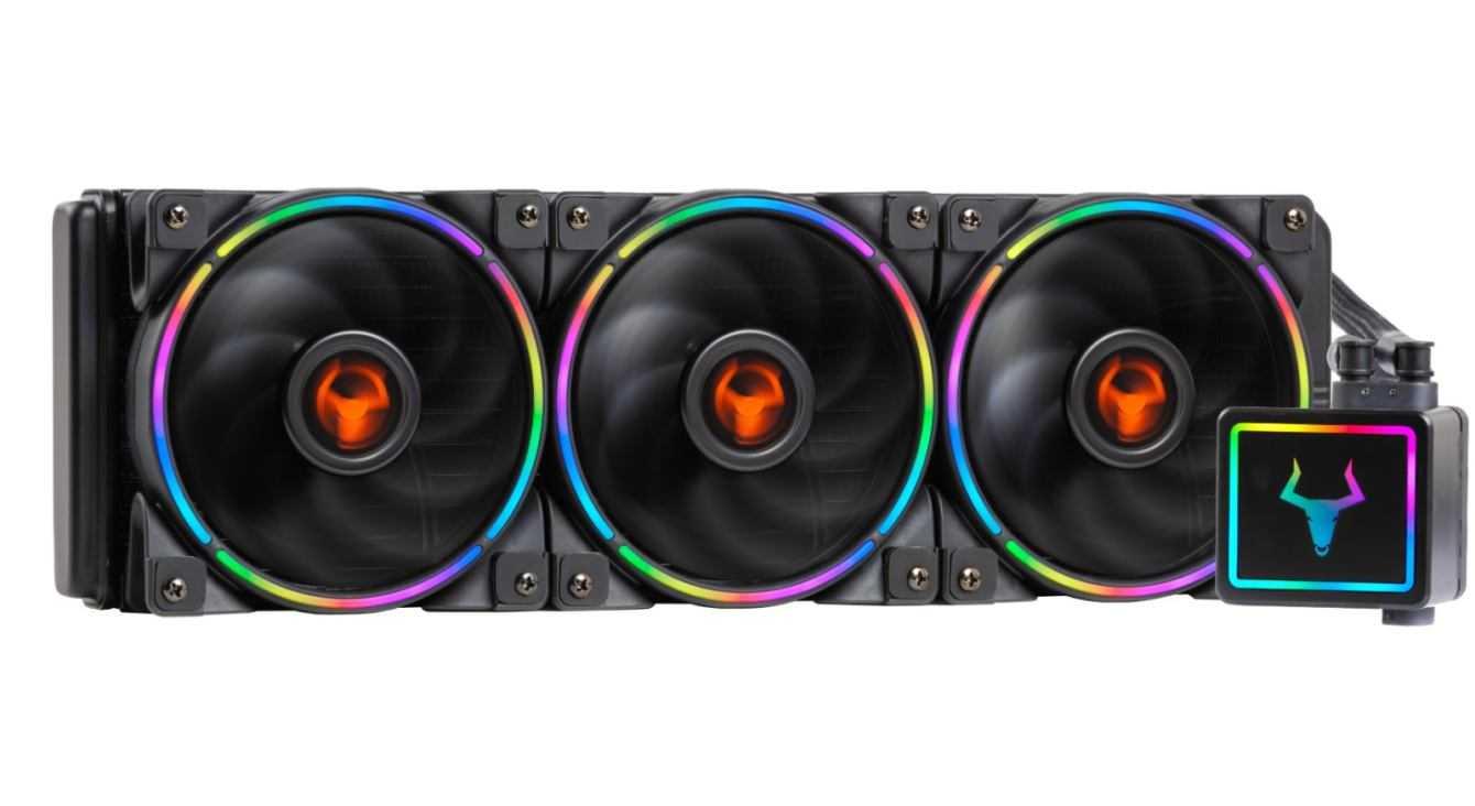 iTek Taurus: arrivano i nuovi dissipatori per CPU!