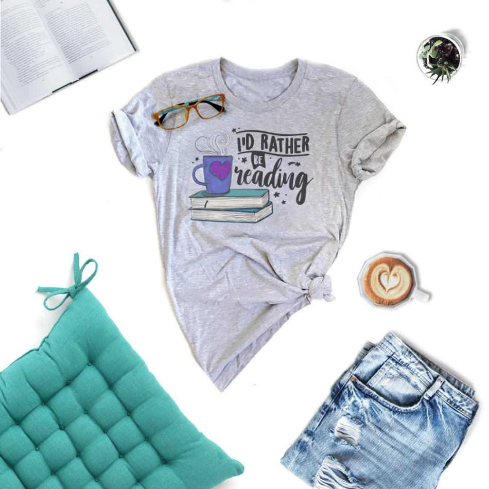 Libri: le T-shirt più belle per i book lover