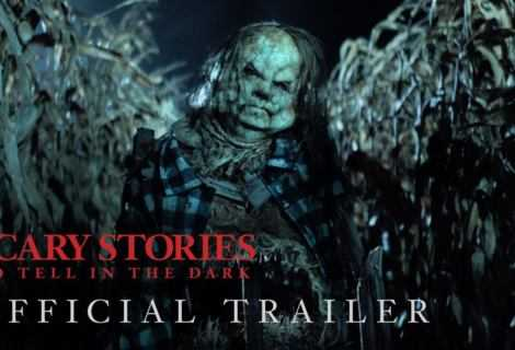 Scary Stories to Tell in the Dark, arriva il trailer del film scritto da Guillermo del Toro