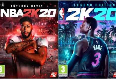 NBA 2K20: copertine, data d'uscita, edizioni e bonus