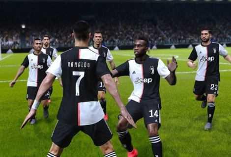eFootball PES 2020: Juventus in esclusiva, Piemonte Calcio su FIFA 20