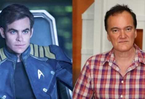 """Tarantino: """"Il mio Star Trek sarà nella timeline con Chris Pine"""""""
