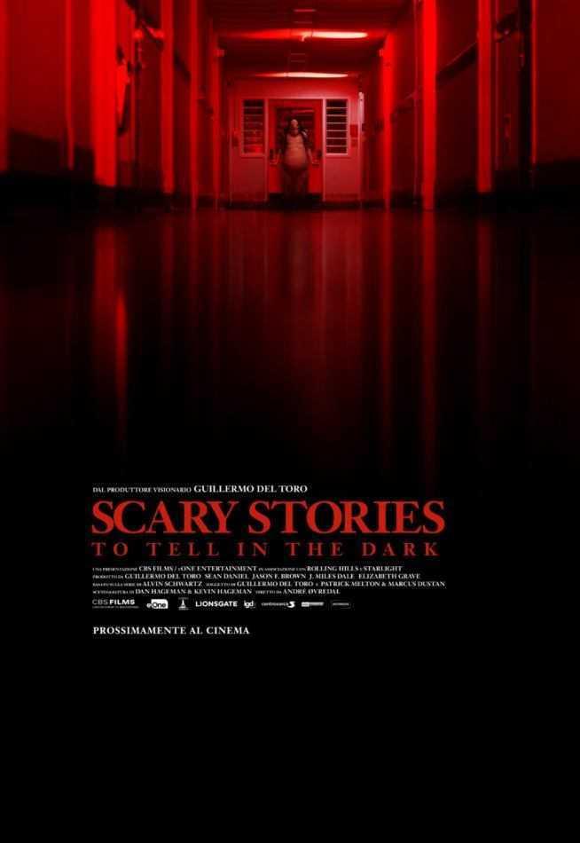 Scary Stories to Tell in the Dark, arriva il trailer del film scritto da Guillermo del Toro