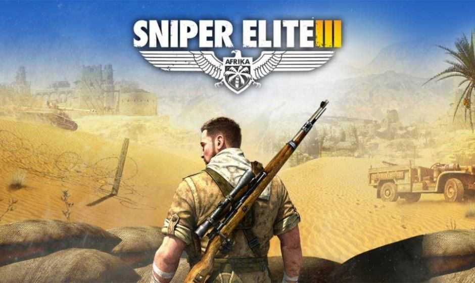 Sniper Elite 3 Ultimate Edition disponibile su Switch!