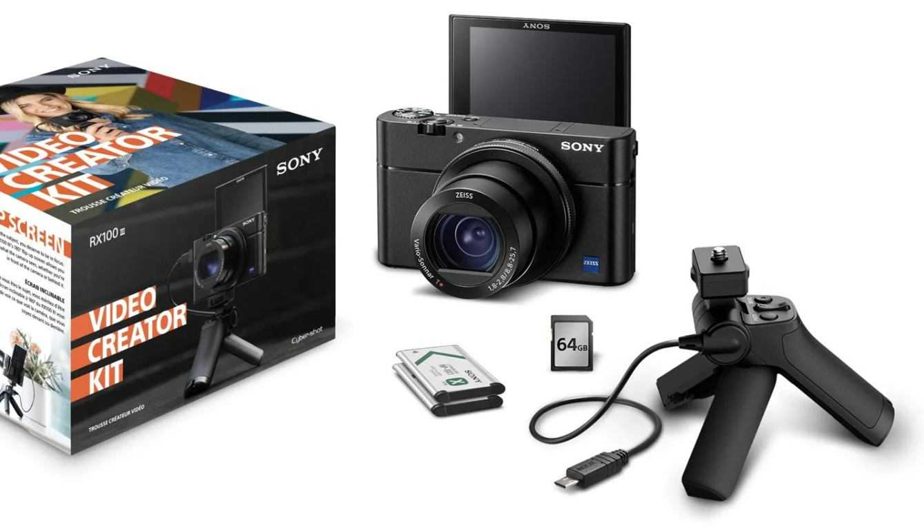 Sony RX100 Video Creator kit: l'ideale per video in mobilità