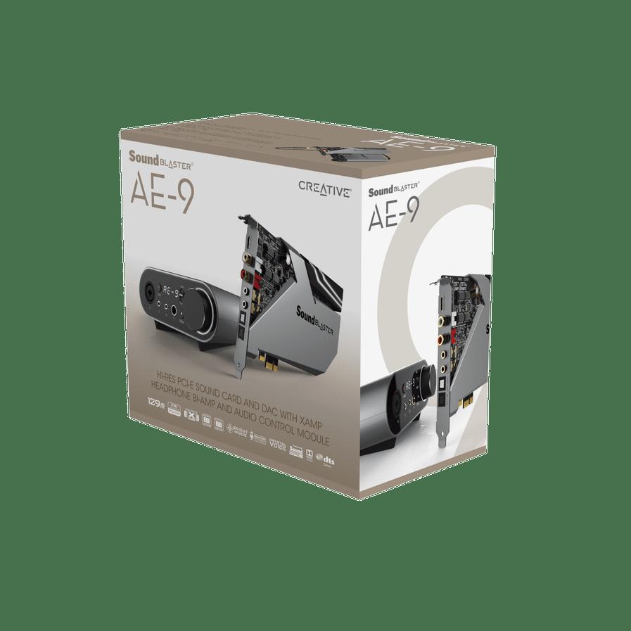 Sound Blaster: 30 anni di rivoluzione audio, AE-9 ed AE-7